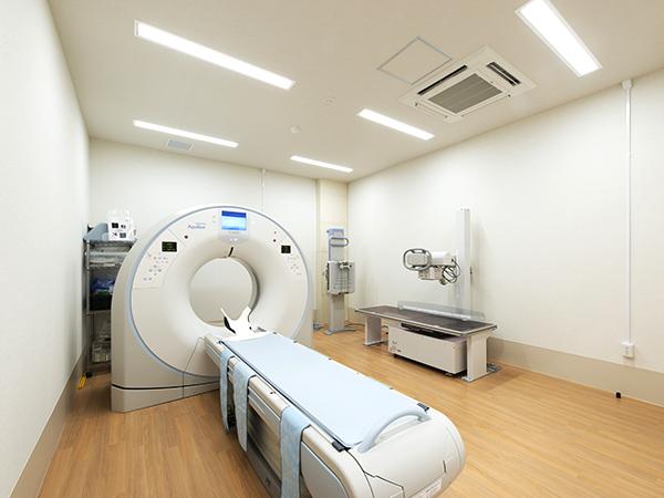 【画像】CT・レントゲン室
