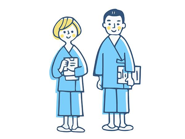 【画像】ワクチン接種や検診案内
